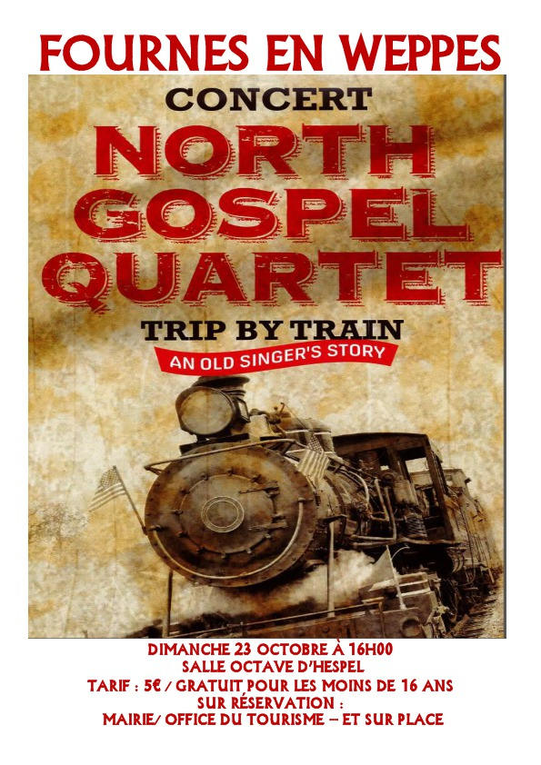 affiche north gospel quartet ConvertImage